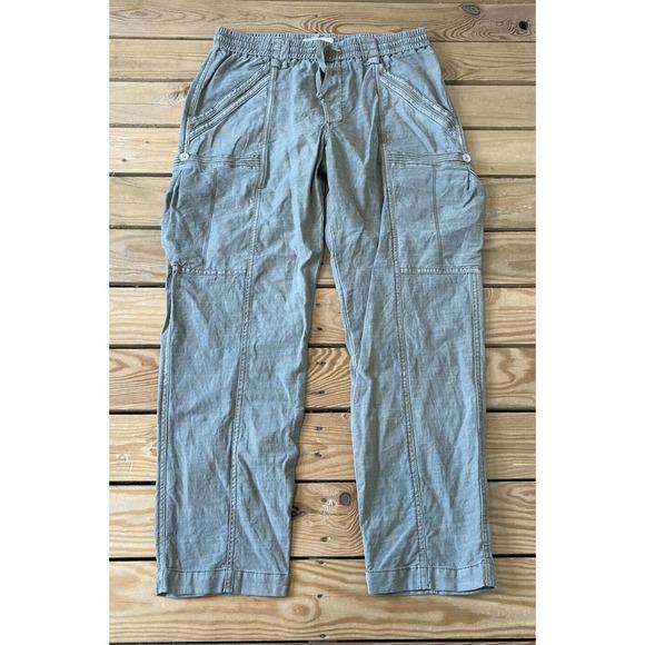 ANTHROPOLOGIE Lightweight Cargo Pants Size 27